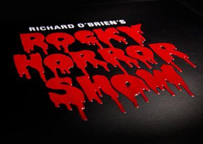 Rocky Horror Show Programmheft
