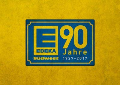Edeka 90 Jahre