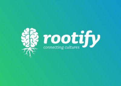 rootify App Design