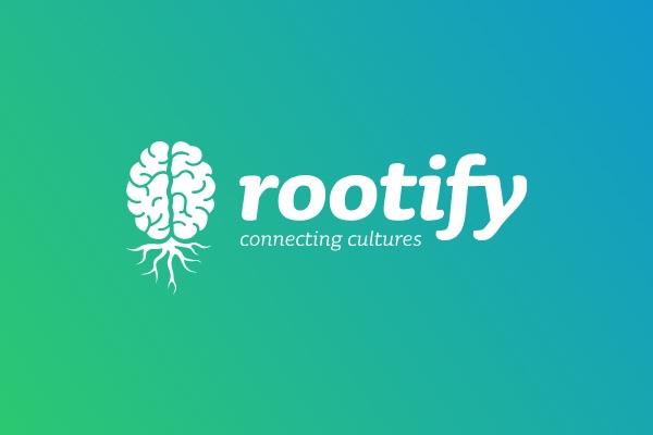 rootify – Modernes App Design